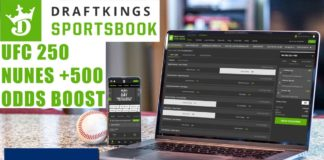draftkings sportsbook colorado ufc 250 boost