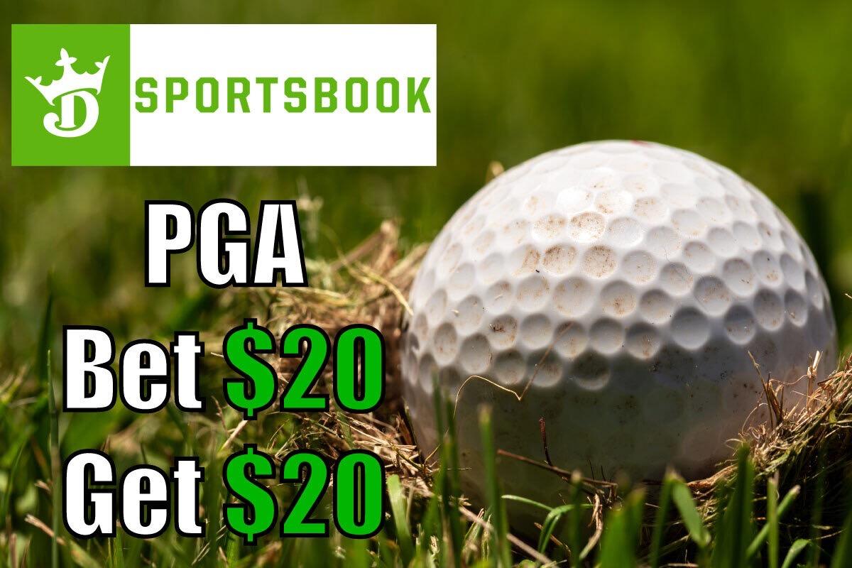 DraftKings Sportsbook Colorado PGA promo