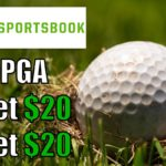 DraftKings Sportsbook Colorado PGA promo