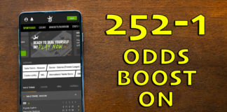 draftkings sportsbook ufc 252 promo