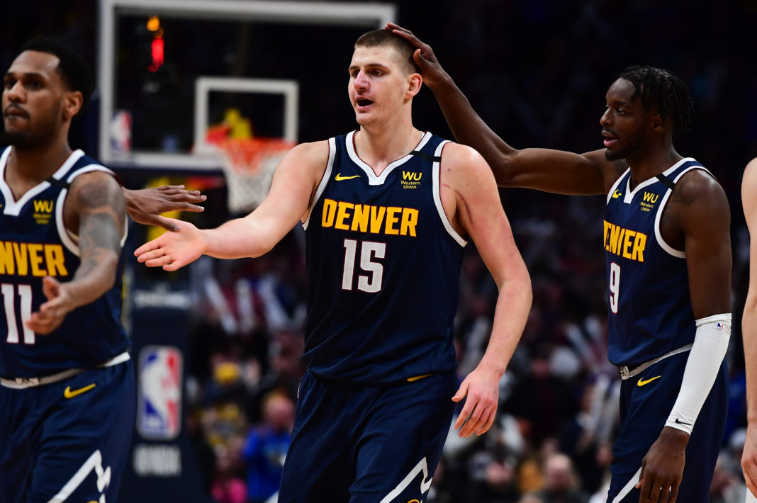 nuggets pistons betting odds