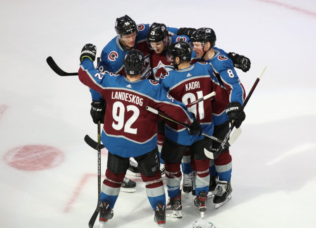 avalanche stars betting odds picks prediction