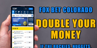 fox bet colorado double your money