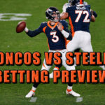 broncos steelers betting preview odds picks