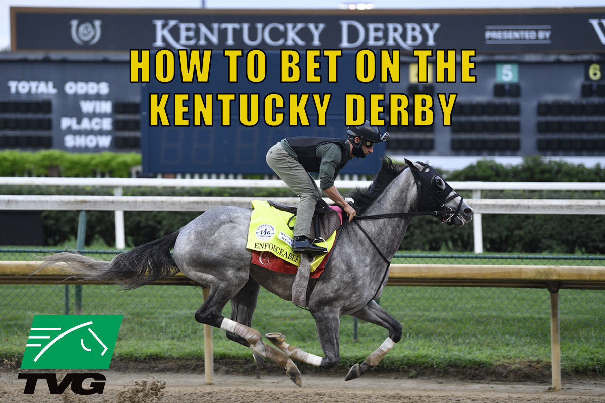 You Can Bet on the Kentucky Derby in Colorado with TVG
