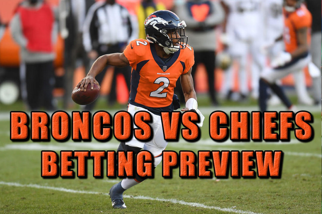 Broncos chiefs betting preview nfl longlist betting on sports