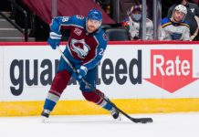 avalanche sharks betting preview