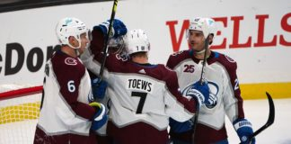 avalanche kings betting preview
