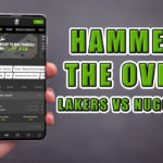 draftkings sportsbook hammer the over