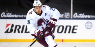 avalanche golden knights betting pick