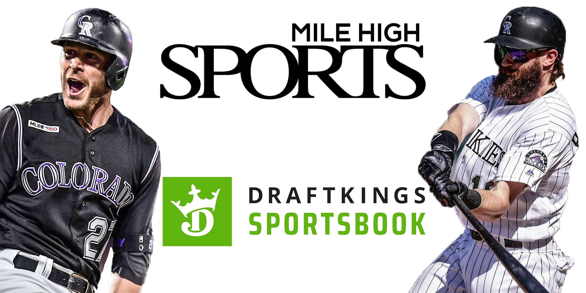 Mile High Sports, DraftKings Sportsbook Colorado, MLB-Colorado Rockies Futures, Trevor Story, Charlie Blackmon