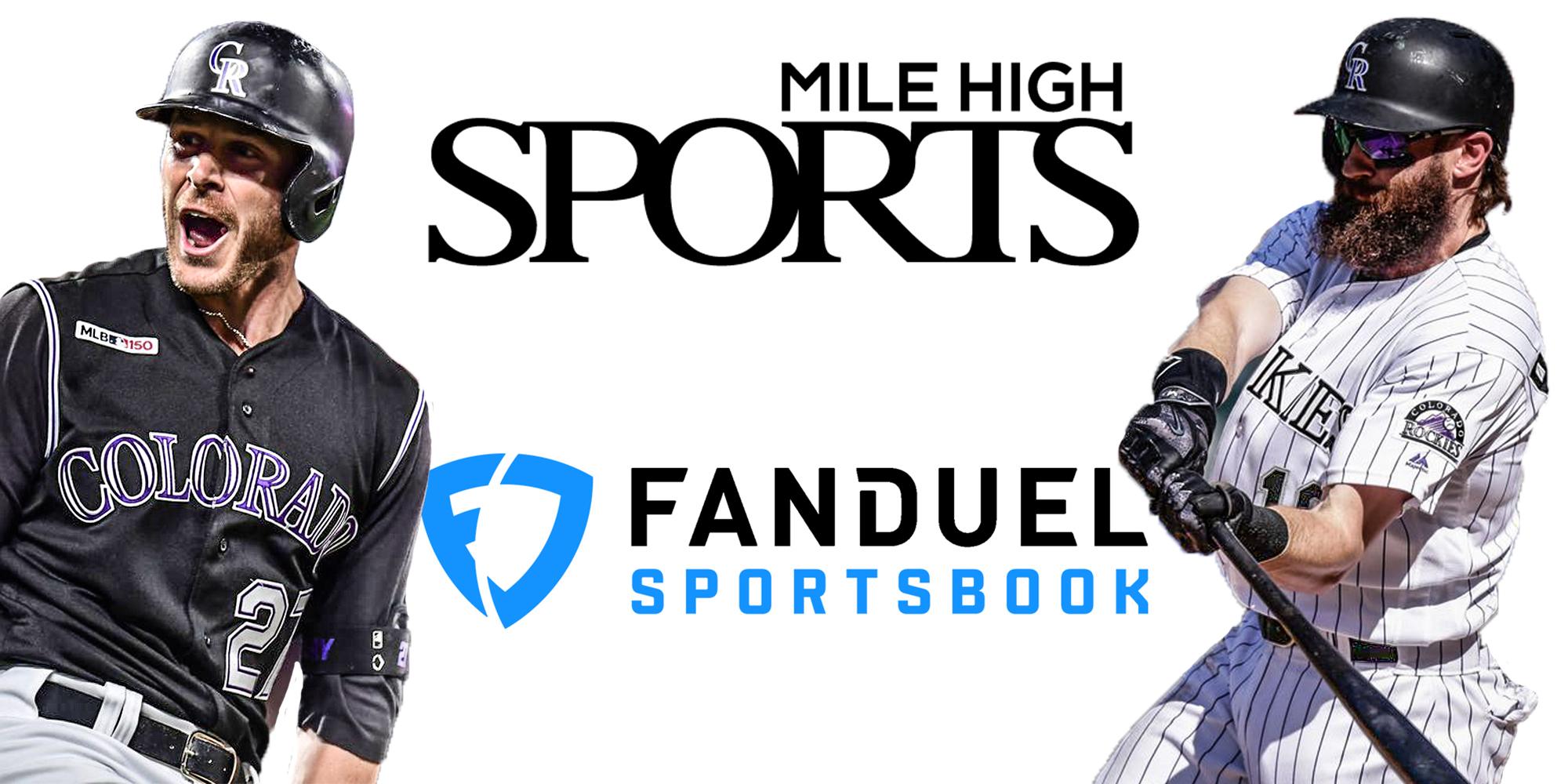 Mile High Sports, FanDuel Sportsbook MLB Futures, Trevor Story, Charlie Blackmon