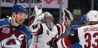 coyotes avalanche betting pick