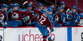 avalanche blues betting pick