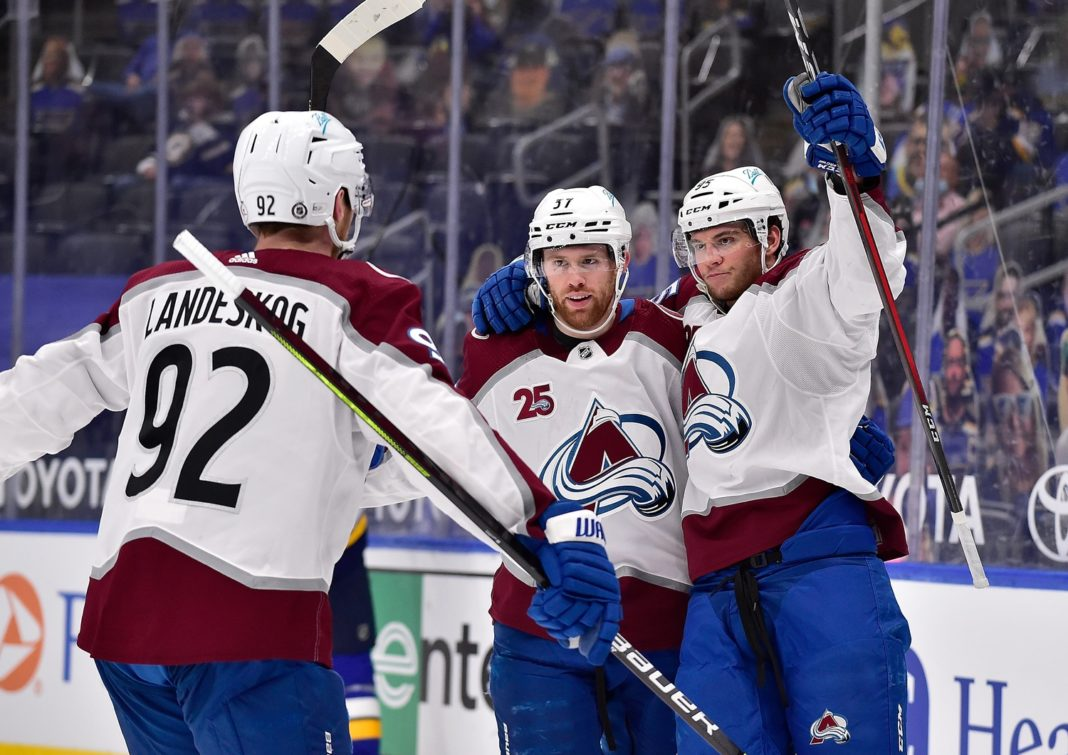 avalanche blues pick predictions odds