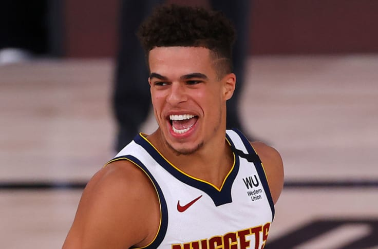 nuggets suns player props game 4