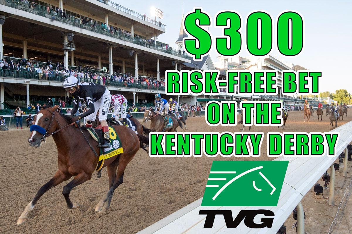 tvg $300 risk-free bet