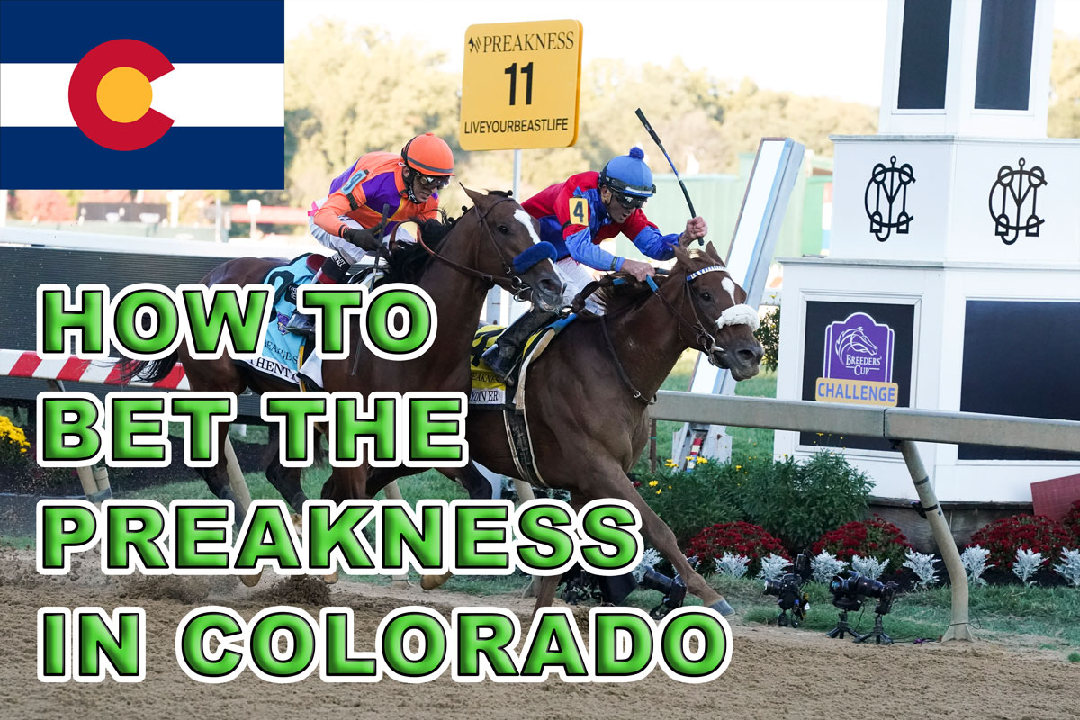 how to bet the preakness in colorado