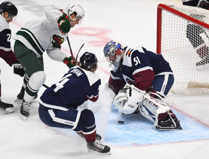 Avalanche await second-round opponent as first round nears completion  