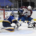 blues avalanche game 1 odds pick prediction