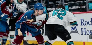 avalanche sharks odds pick prediction