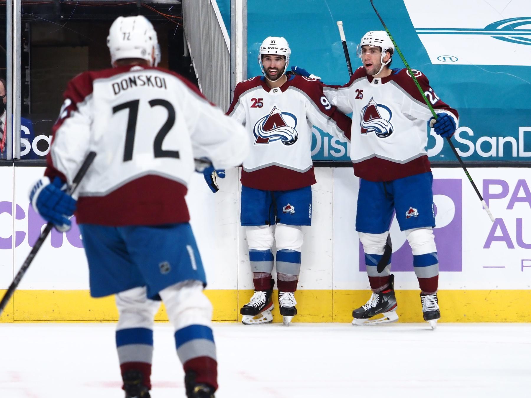 avalanche kings betting pick prediction may 8