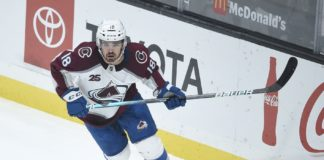 avalanche golden knights odds pick prediction