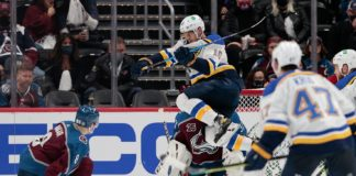 blues avalanche game 2 odds pick