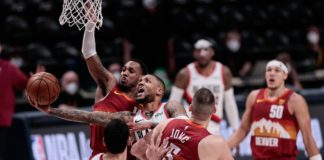 nuggets blazers game 3 player prop picks