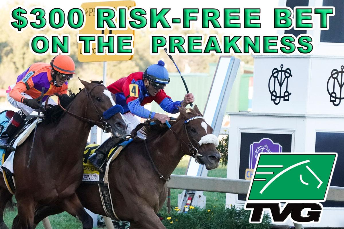 TVG Preakness Promo