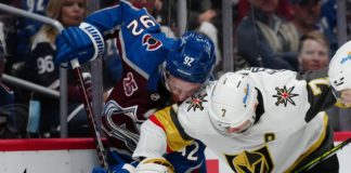 avalanche golden knights game 3 odds pick