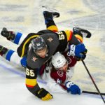 golden knights avalanche odds pick