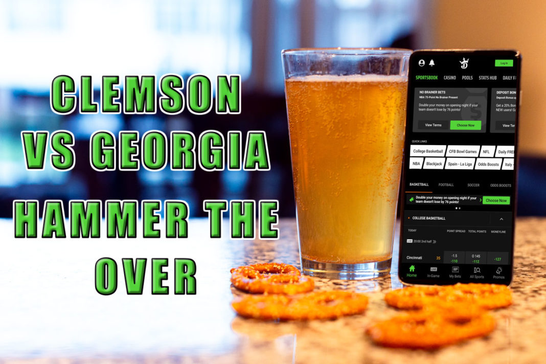 draftkings sportsbook hammer the over promo
