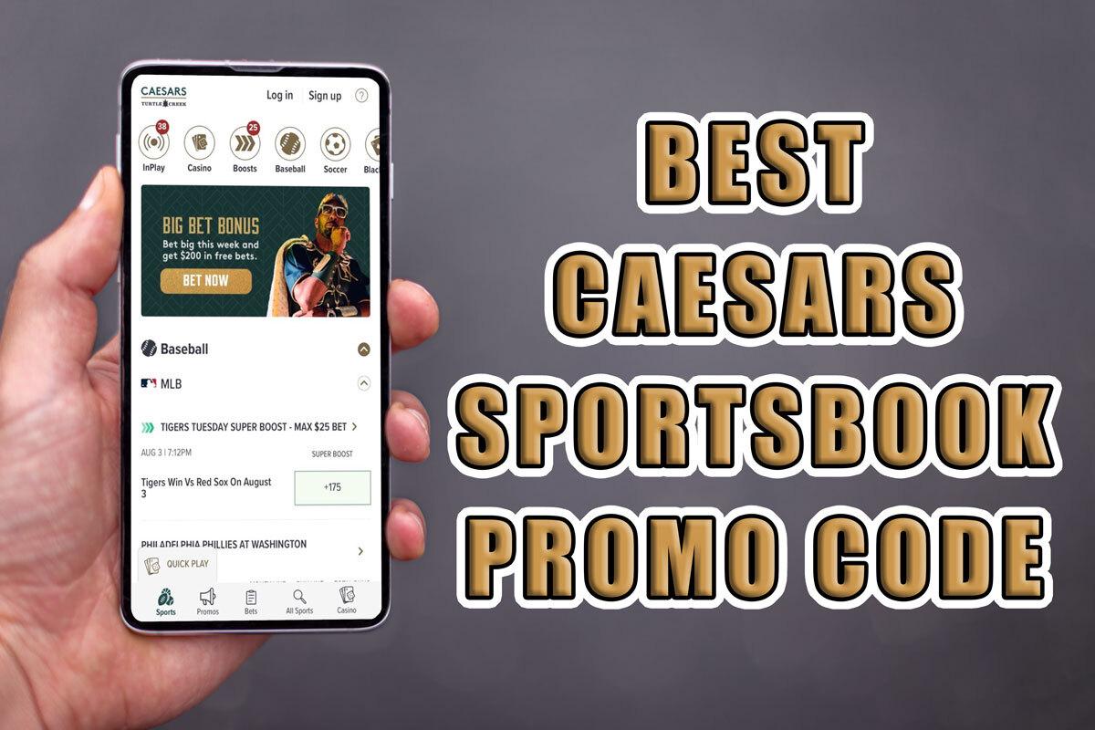 caesars sportsbook promo code