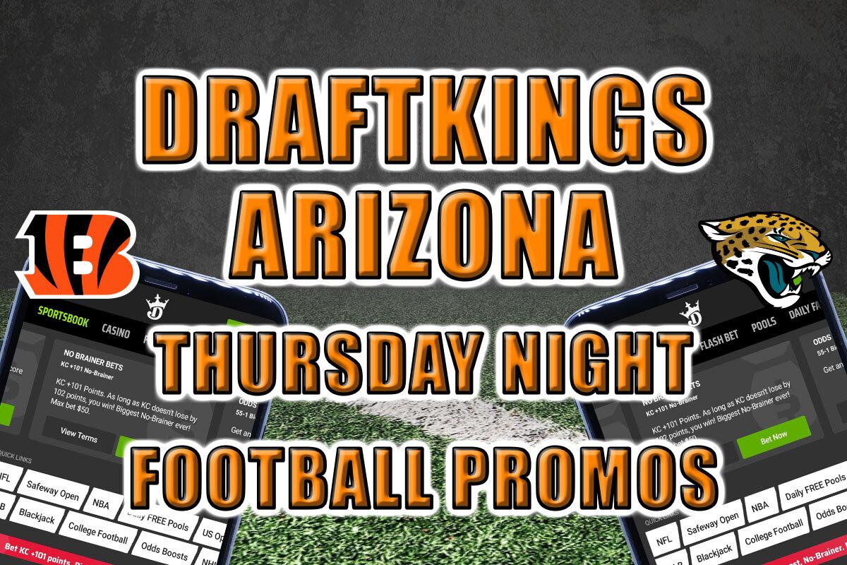 draftkings arizona promo