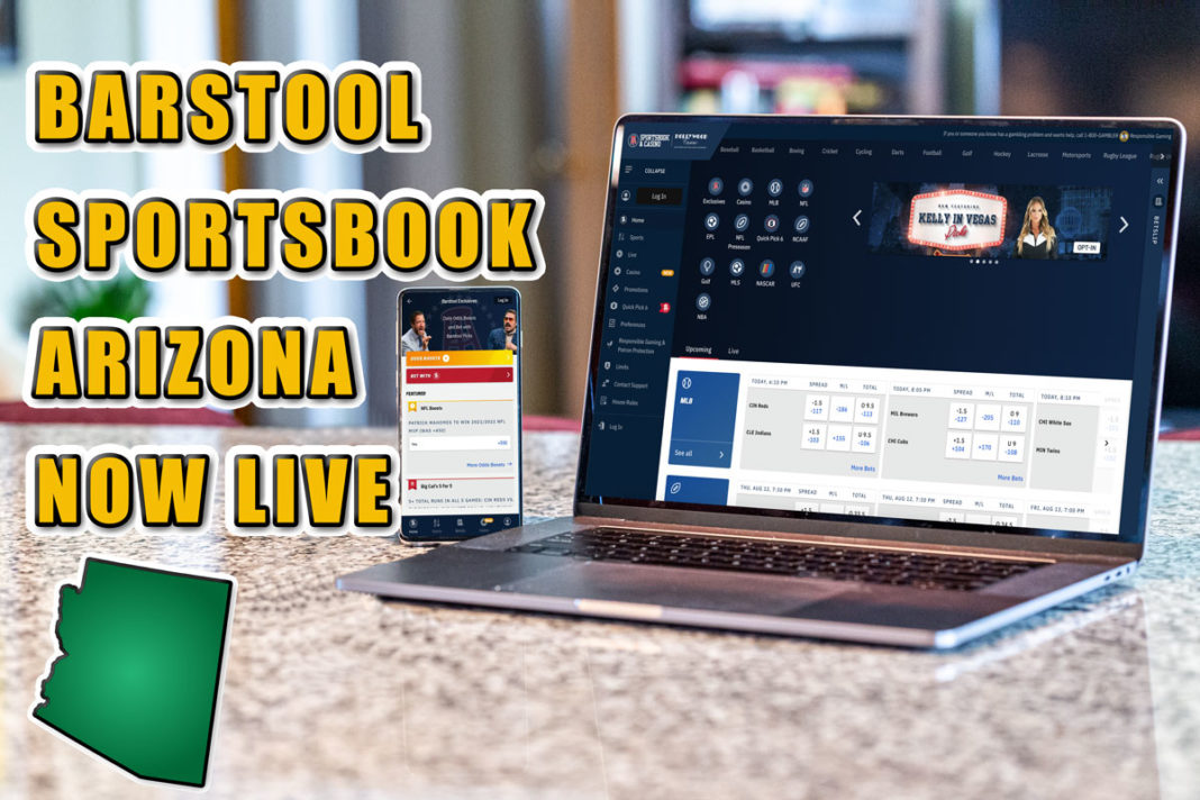 Barstool Sportsbook Arizona $1,000 risk-free bet