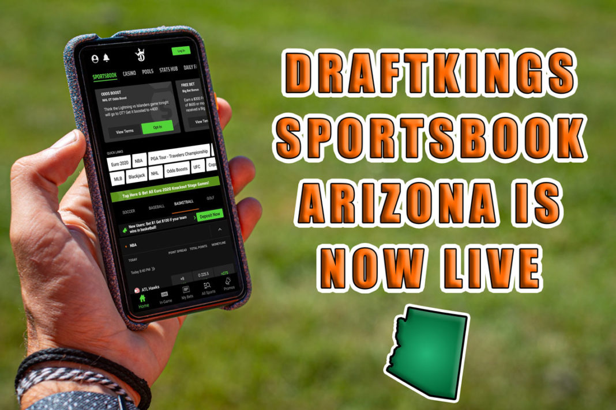 draftkings sportsbook arizona