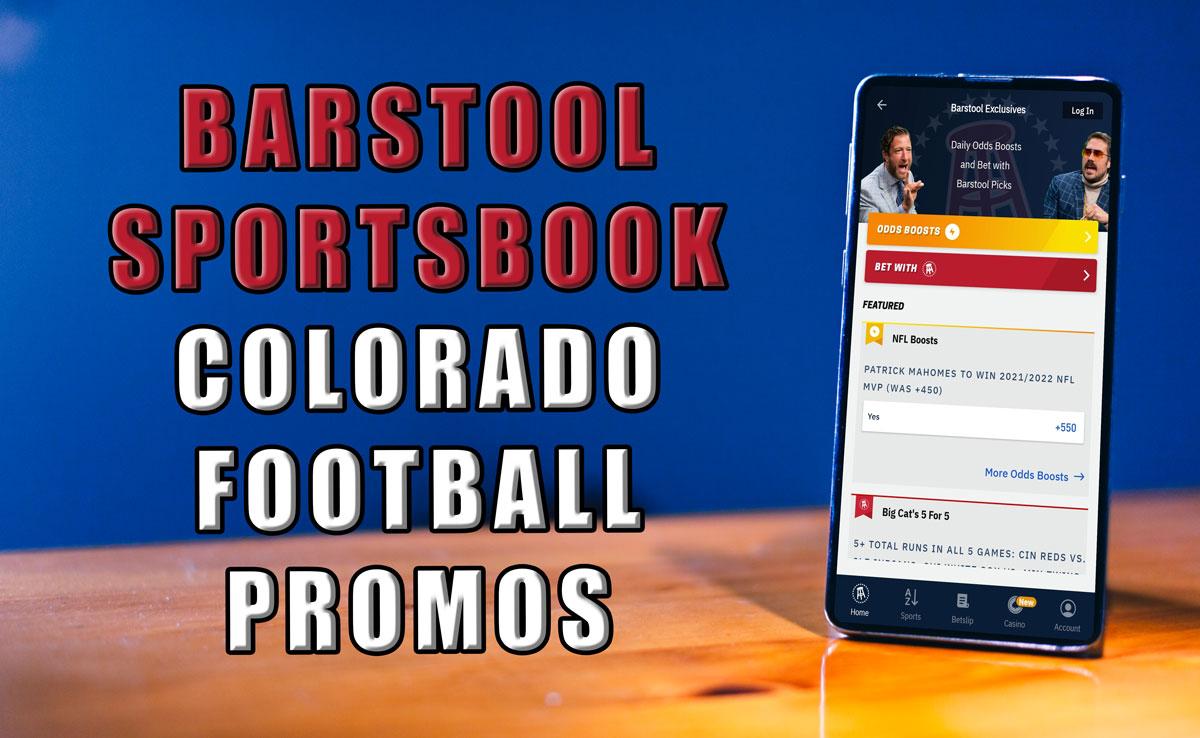 barstool sportsbook colorado football