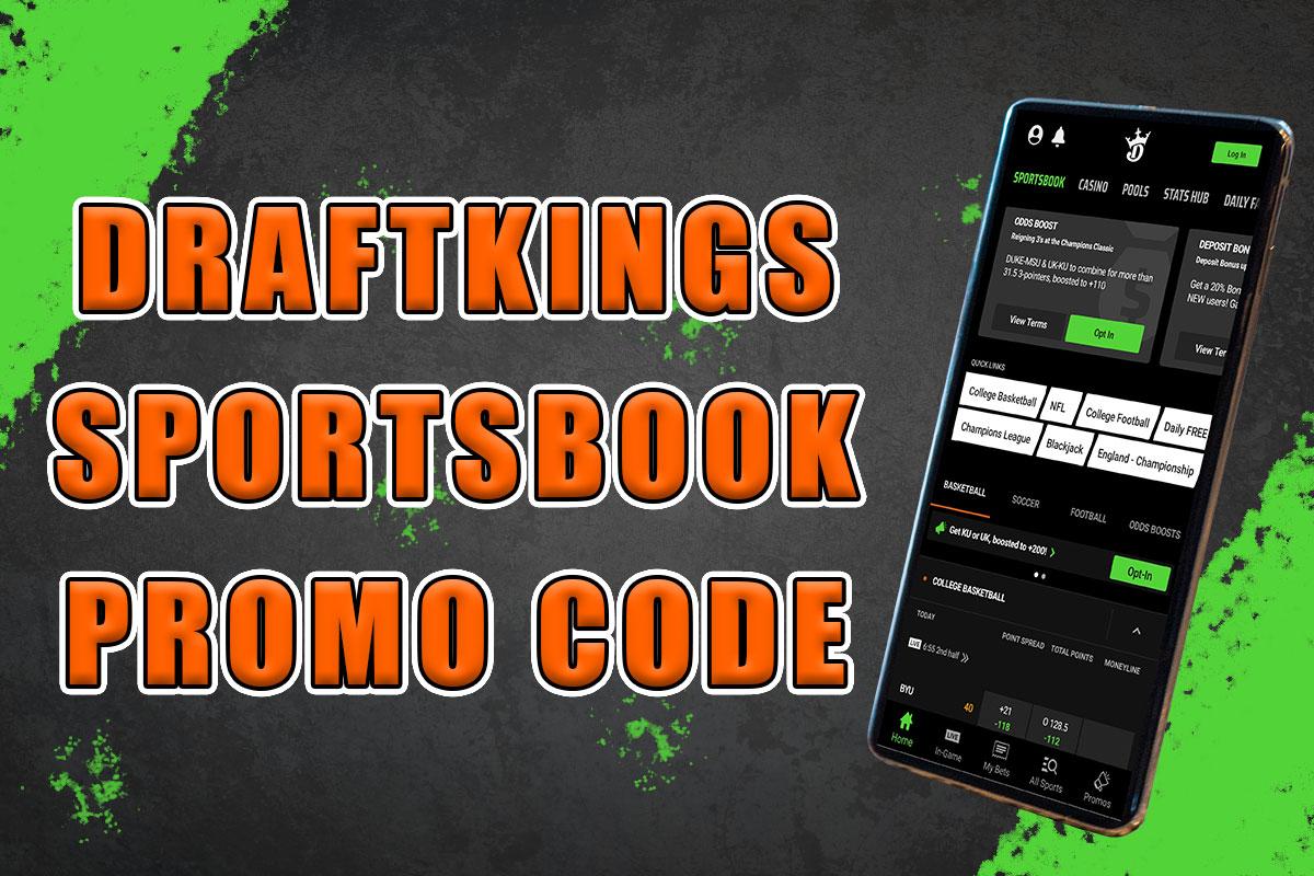draftkings sporstbook promo code