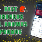 Broncos Browns betting promos